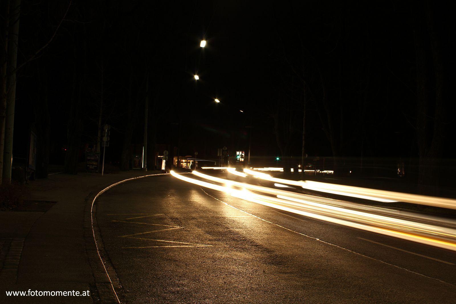 lichteffekte opernring graz - Lichteffekte am Burgring in Graz