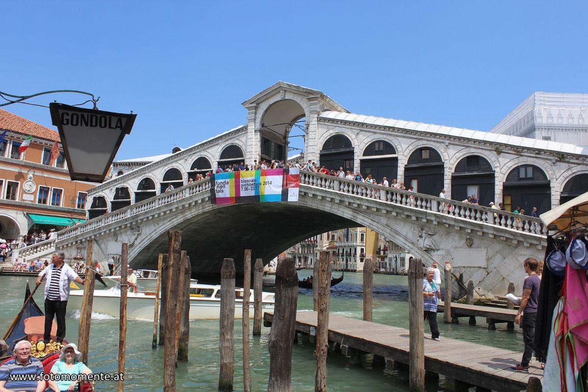 Rialtobrücke - Ponte di Rialto