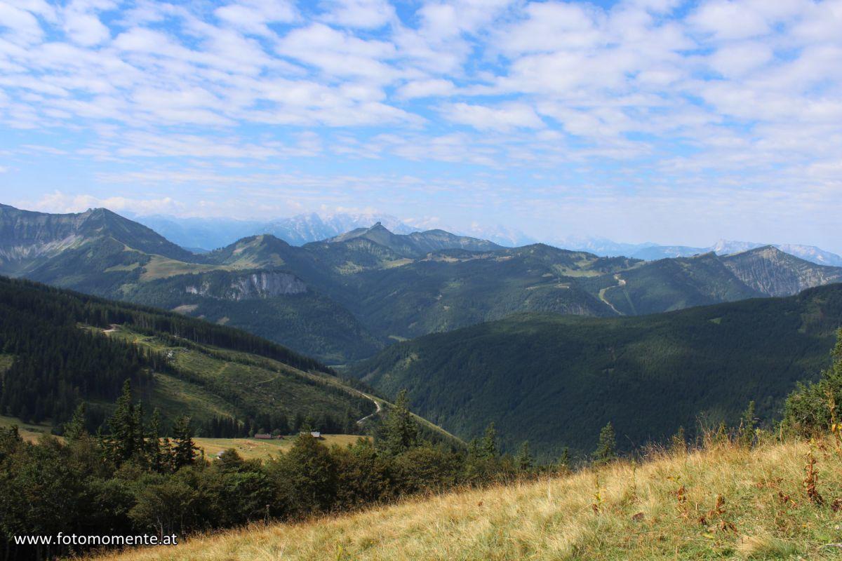Zwölferhorn_Aussicht_Wanderweg
