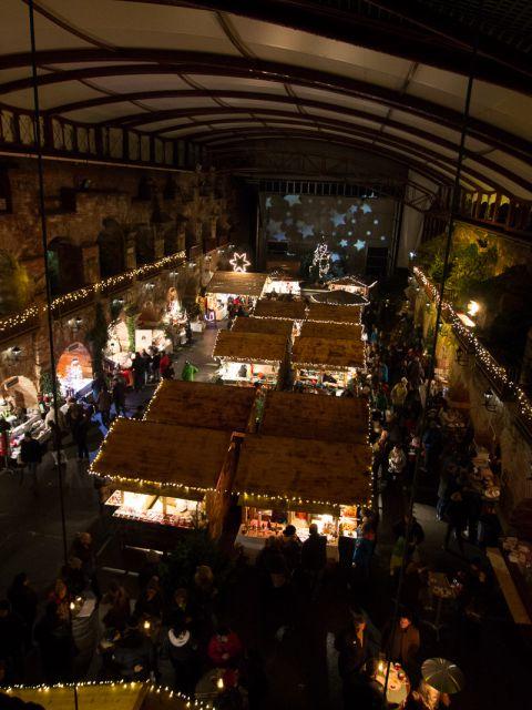 Aufsteirern Weihnachtsmarkt Schlossberg Graz Kasematten 2 480x640 - Aufsteirern-Weihnachtsmarkt am Schlossberg