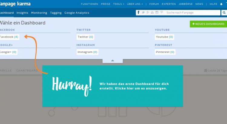 Fanpagekarma - Social Media Auswahl - 02